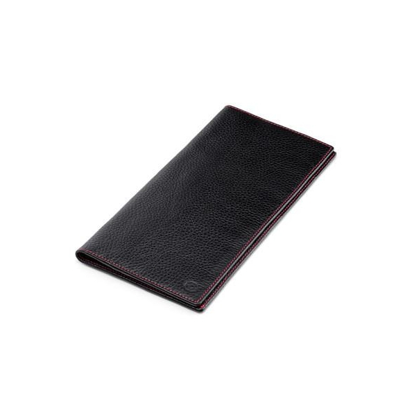 Travel Documents Case black and red MONTEGRAPPA - 1