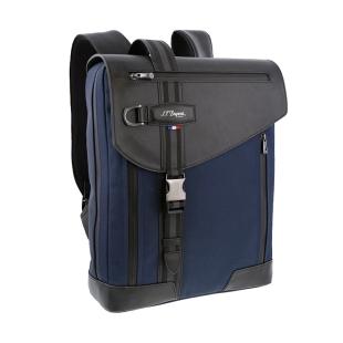 Défi Millenium Backpack 2 blue and black S.T. DUPONT - 1