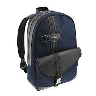 Défi Millenium Backpack blue and black S.T. DUPONT - 1