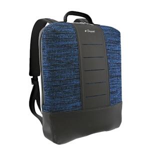 Jet Millenium Backpack black and blue S.T. DUPONT - 1