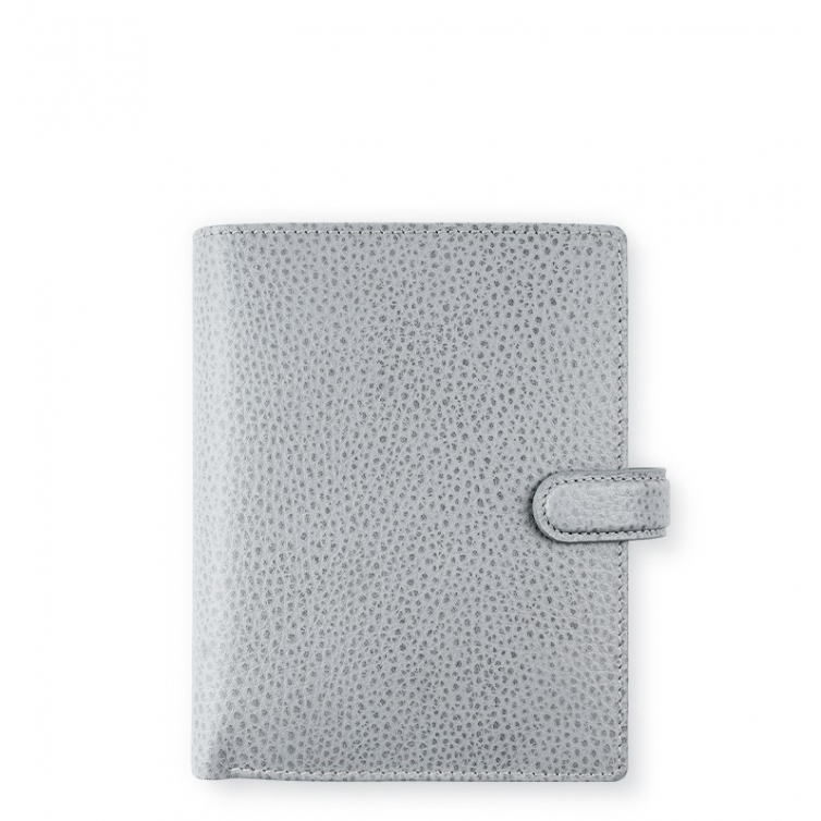 Finsbury Pocket Organiser Slate Grey FILOFAX - 1