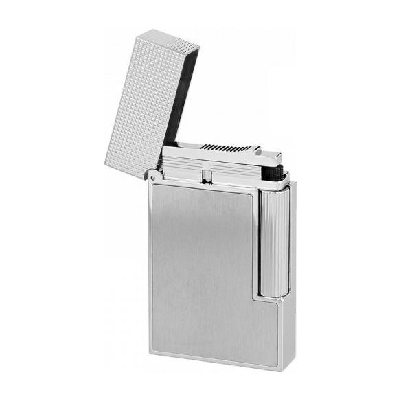 Line 2 Cling Lighter brushed platinum S.T. DUPONT - 2