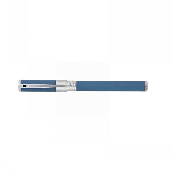 D-Initial Fountain pen blue S.T. DUPONT - 2