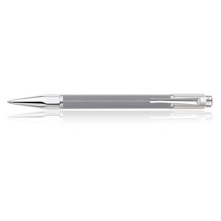 Ivanohe silver plated kuličkové pero