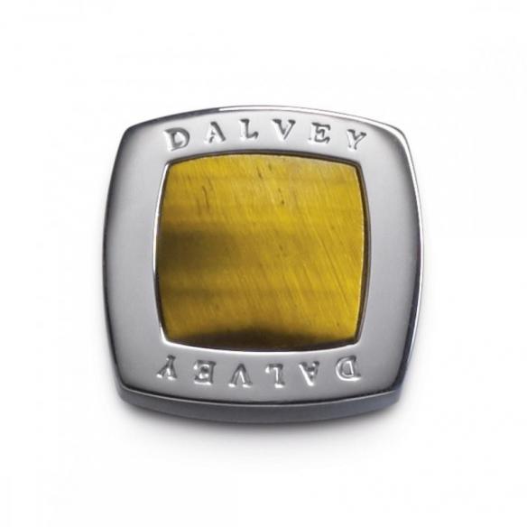 Quadrille manžetové gombíky tigrie oko DALVEY - 2