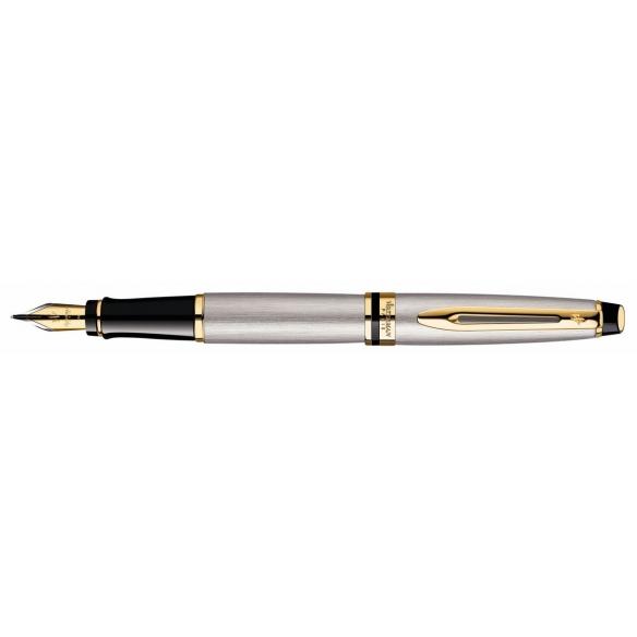 Expert Stainless Steel GT Fountain Pen