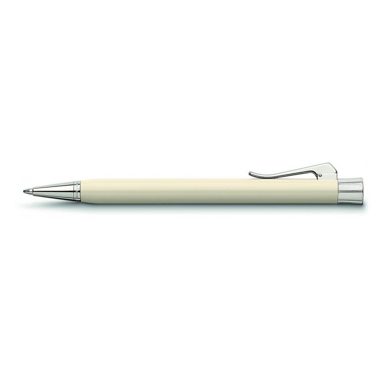 Ivory ballpoint pen