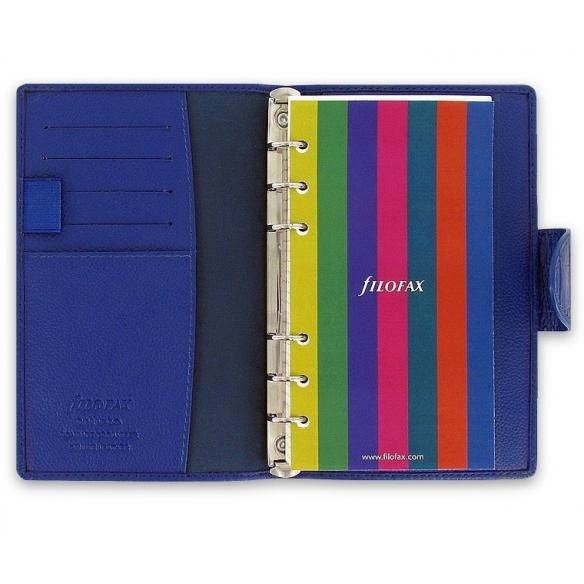 Calipso Diár compact modrá FILOFAX - 3