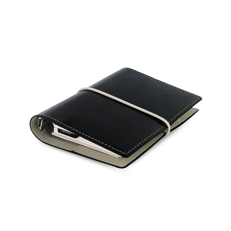 Domino Diár vreckový čierna FILOFAX - 1