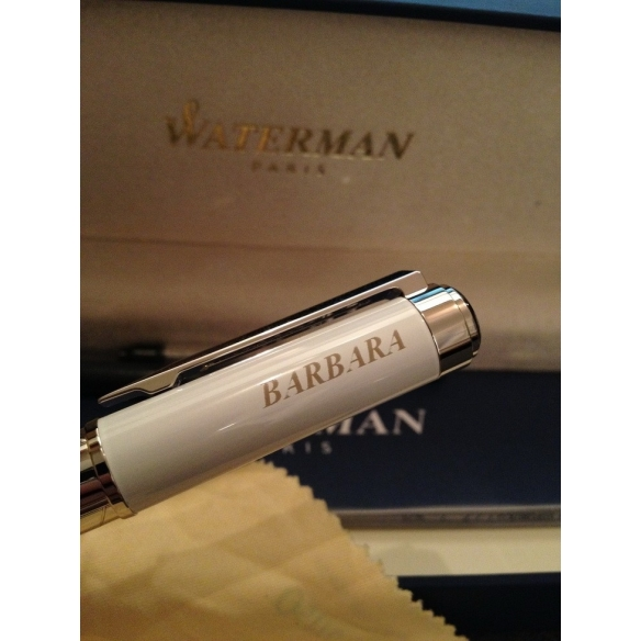Pen engraving EXCLUSIVE PEN - 8
