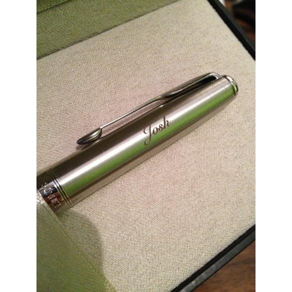 Pen engraving EXCLUSIVE PEN - 2