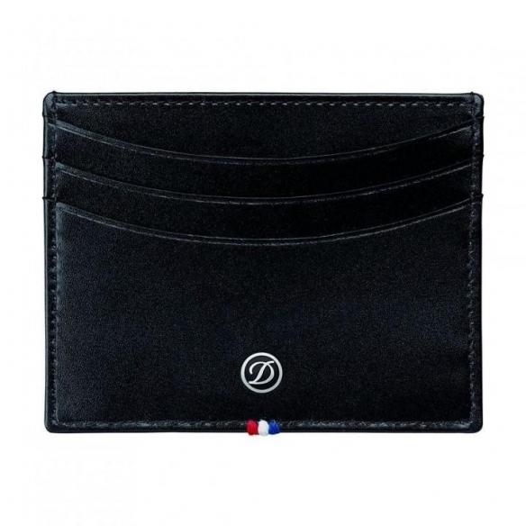 Line D Credit Card Holder Black S.T. DUPONT - 2