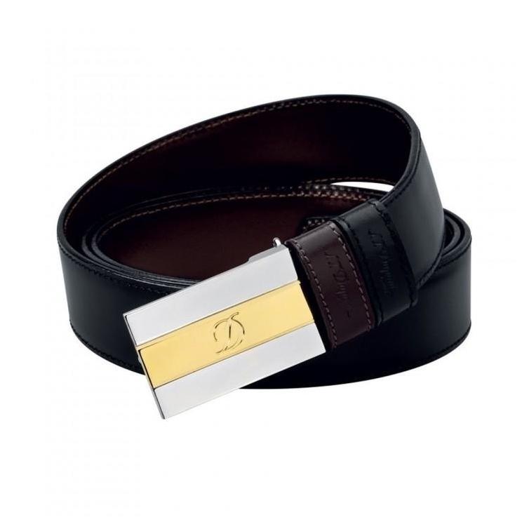 Line D Business Gold and Palladium Belt S.T. DUPONT - 1