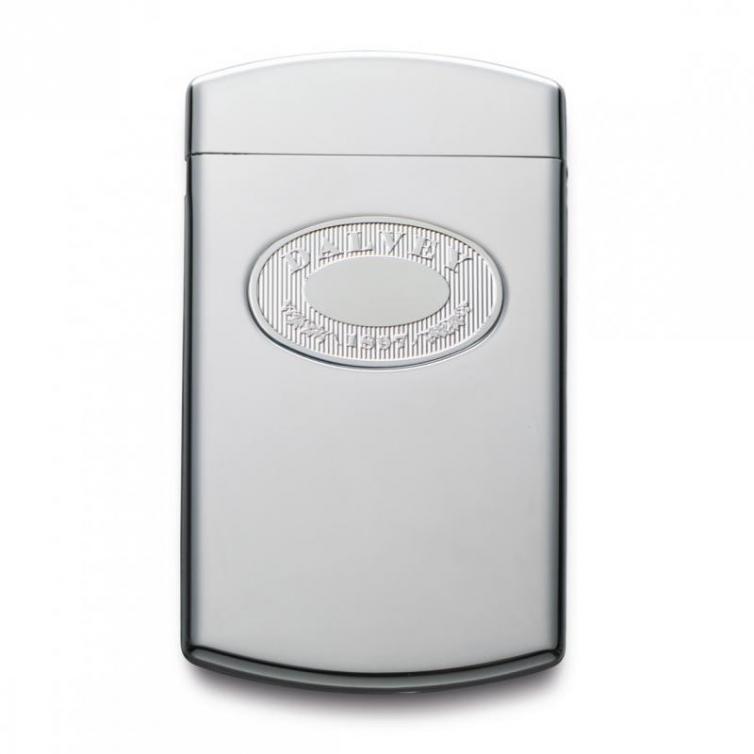 Classic Business Card Case Steel DALVEY - 1