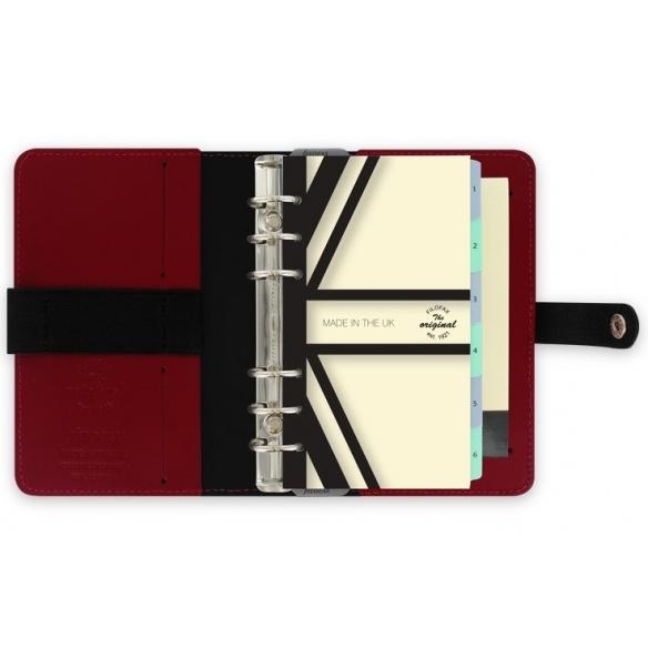 Original Organiser Personal Red FILOFAX - 2