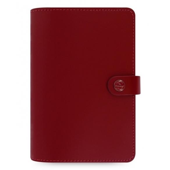 Original Organiser Personal Red FILOFAX - 4