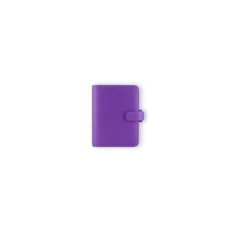 Saffiano Organiser Pocket Purple FILOFAX - 3
