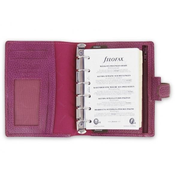 Finsbury Organizer pocket pink FILOFAX - 1