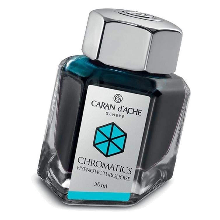 Fountain Pen Bottled Ink 50 ml CARAN D'ACHE - 1