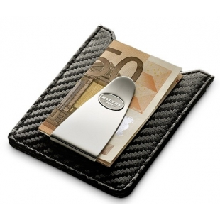 Black Carbon Money Clip and...
