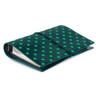 Domino Patent Diář osobní Zelená FILOFAX - 1