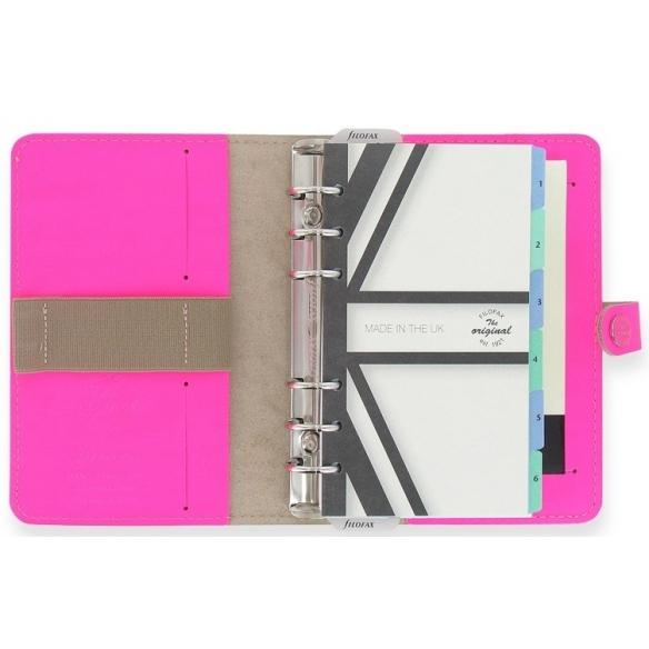Original Organiser Personal pink FILOFAX - 2