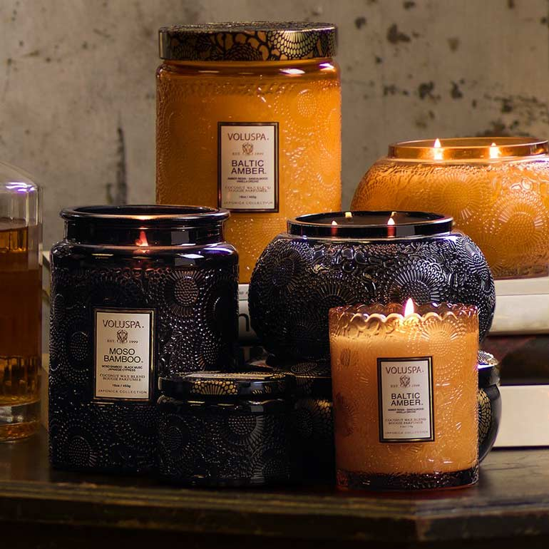 Voluspa Fragrance Candles